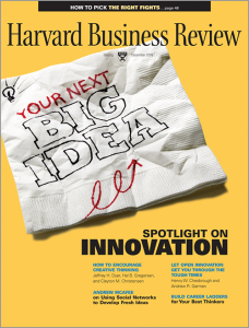 HBR Innovator DNA